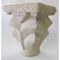 Capitel Piedra Arenisca