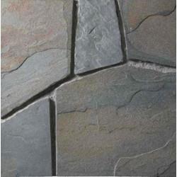 Piedra Pizarra Oxidada
